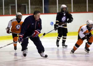 Hockey Shooting Camps and Clinics