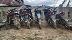11 Kendaraan Kena Tilang Dalam Operasi Terpadu, 7 Diantaranya di Amankan Sat Lantas Polres Mamasa