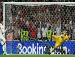 Inggris Gagal Melalui Adu Penalti, Kesalahan Murni Ditangan Gareth Southgate