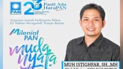 Hari Jadi PAN Ke-23, Istighfar Berharap PAN Butur Jadi Pelopor Pembangunan Daerah
