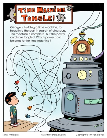 Time Machine Tangle
