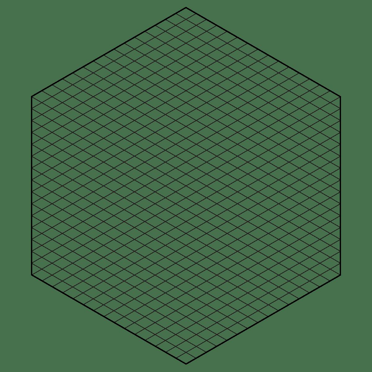 Isometric Paper 07