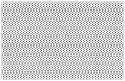 isometric graph paper 11x17