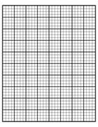 Printable Quad Paper
