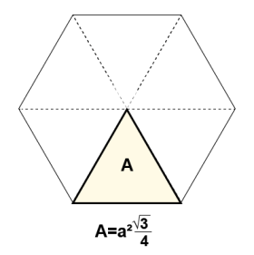 Hexagon Area 2