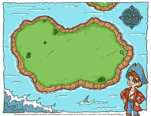 Pirate-Treasure-Map-Blank-500w