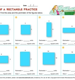 Area Worksheet For 4th Grade   Printable Worksheets and Activities for  Teachers [ 1159 x 1500 Pixel ]