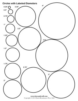 circle outline image