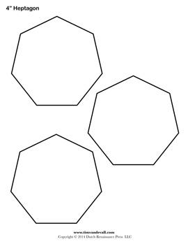 Heptagon Sheet