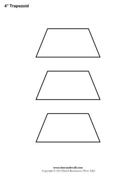 Trapezoid Sheet