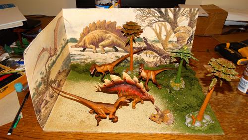 Dinosaur School Project