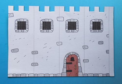 Create a Cardboard Castle