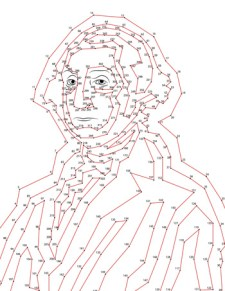 George Washington Dot-to-Dot