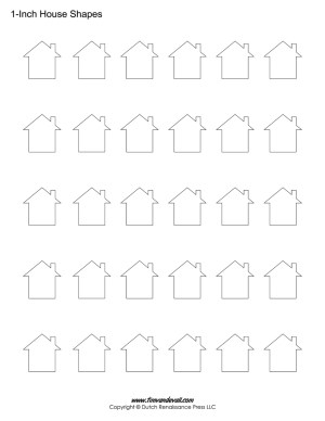 house printables