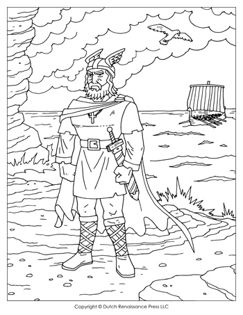 Leif Ericson Biography & The Vinland Voyages