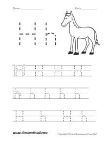 Letter-H-Worksheet-01