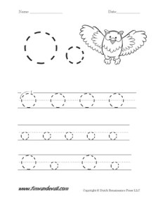 Letter-O-Worksheet-01