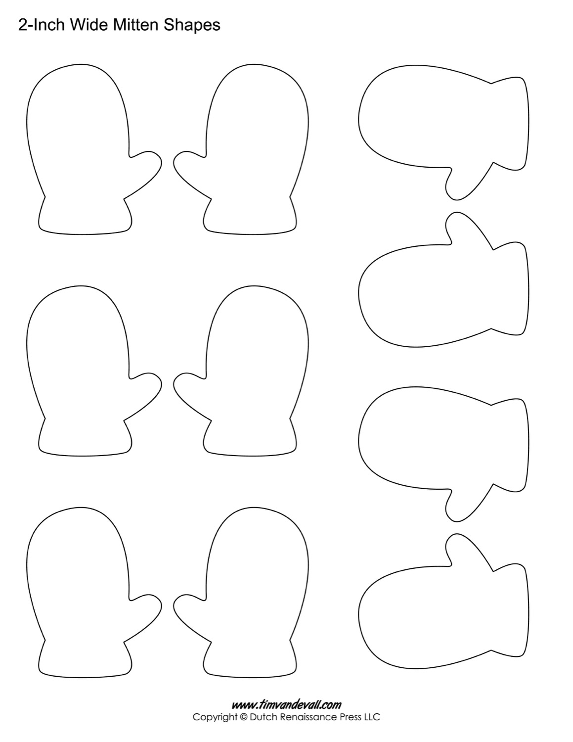 Preschool Mitten Shape Worksheet Preschool Best Free Printable Worksheets