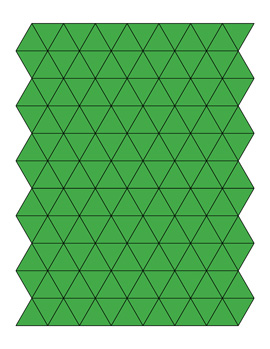 equilateral triangle templates