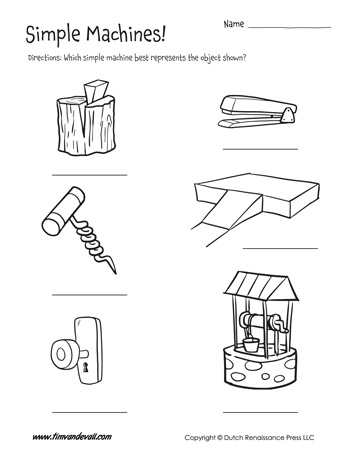 simple machine examples