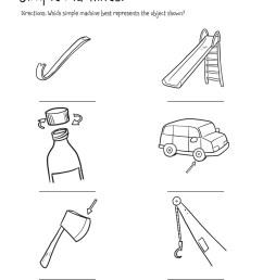 Simple Machines Drawing [ 1200 x 927 Pixel ]