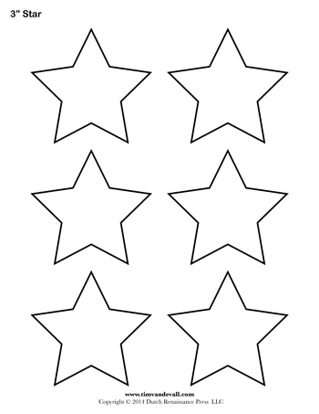 photograph relating to Star Outline Printable called printable star define -