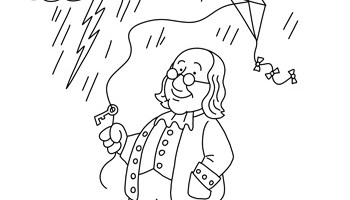 Ben Franklin Kite Activity Tim S Printables
