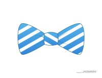 Paper Bow Tie Templates | Bow Tie Printables