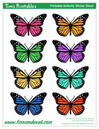 It is a graphic of Printable Butterfly with regard to blank