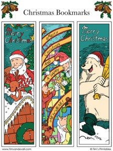 christmas-bookmarks