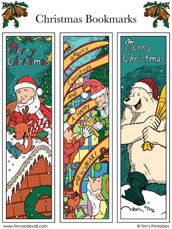 christmas-bookmarks