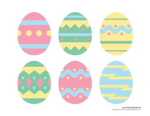Easter Egg Decorations
