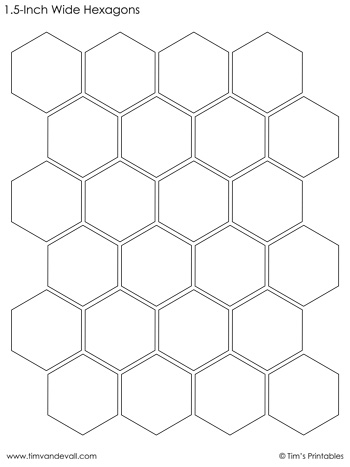 hexagon-templates-1-5-inch-wide
