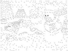 Winter Extreme Dot-to-Dot
