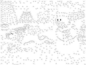 Winter Extreme Dot To Dot Tim S Printables