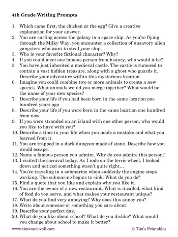 fourth-grade-writing-prompts-350