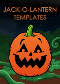 jack o lantern templates