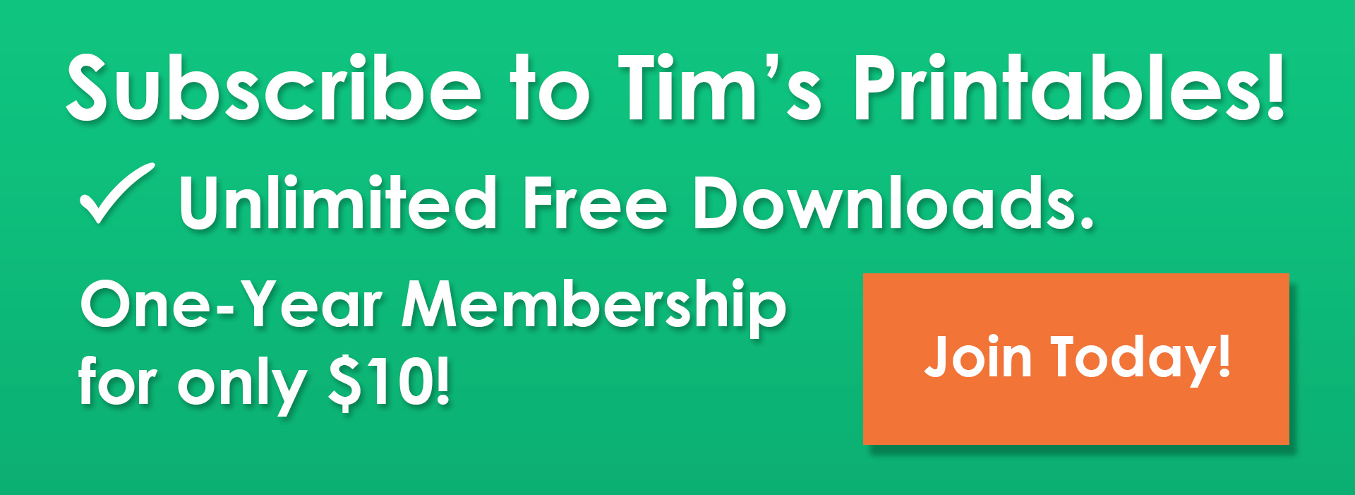join tims printables