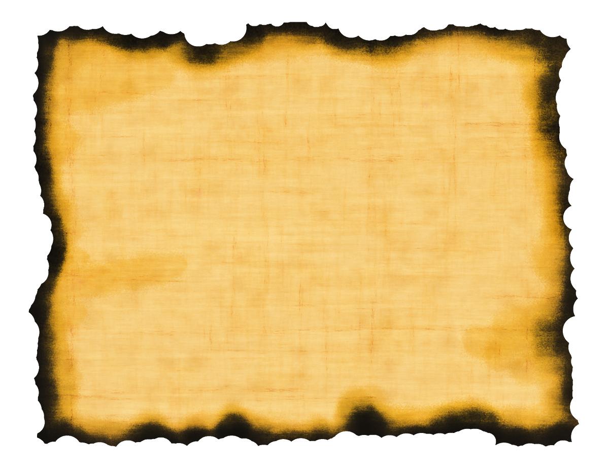 Blank Treasure Map 1