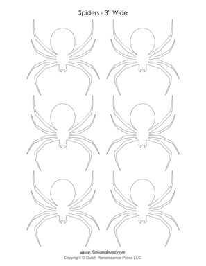 Spider Printable