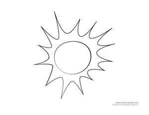 Sun Template
