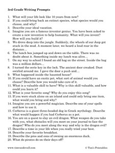 third-grade-writing-prompts-350