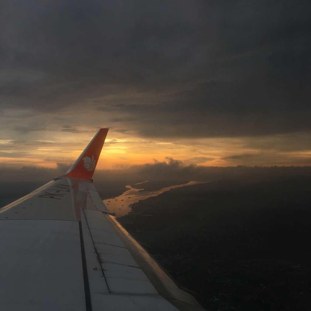 Miri-Flight-to