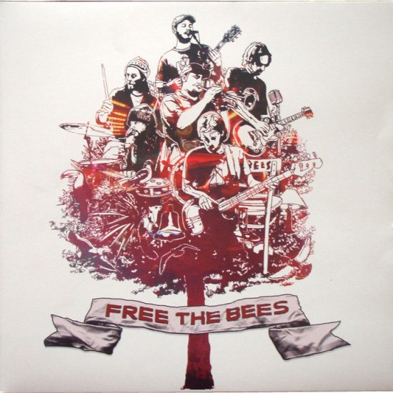 the bees free the bees