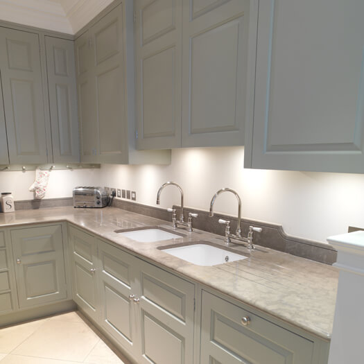large kitchen sinks led ceiling light fixtures chelsea painted