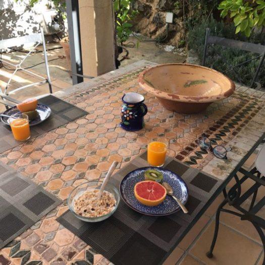 Frukost Mallorca