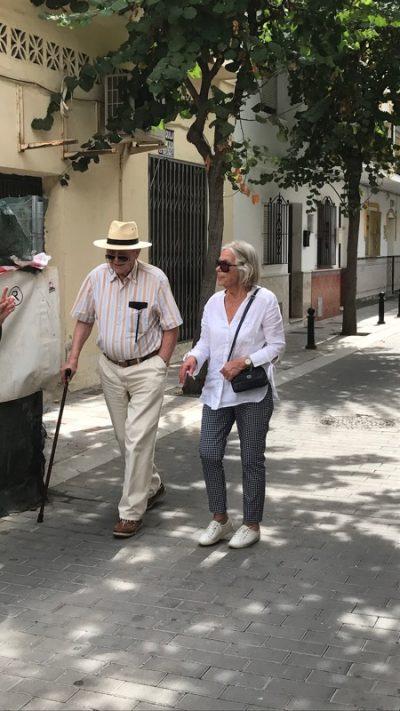 Morbror i Spanien