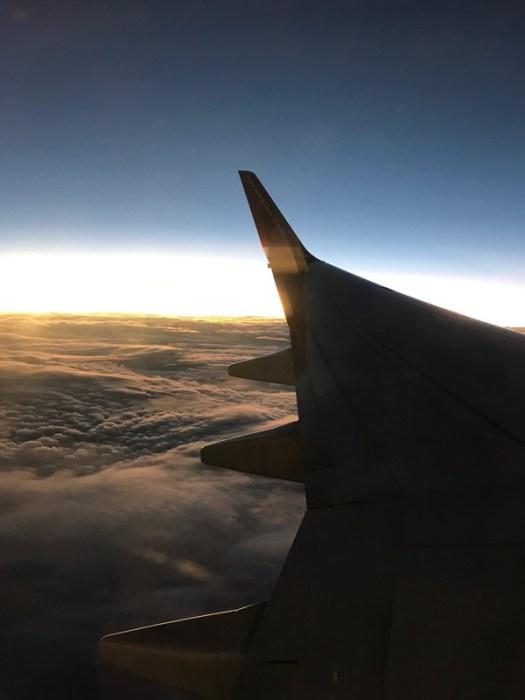 Flyget