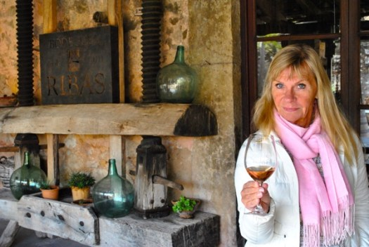 Guide och tips bra bodegas Mallorca