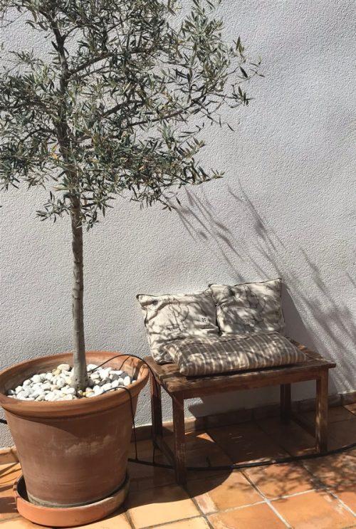 Sittplats i solen